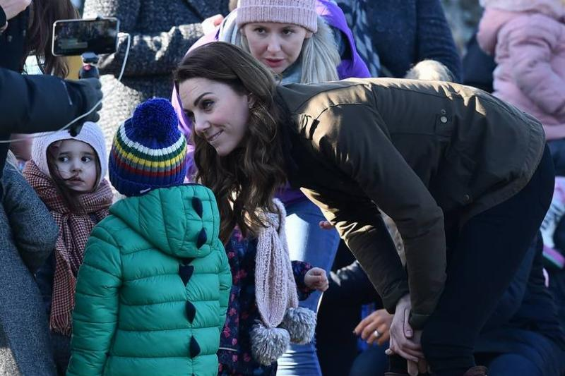 Kate Middleton Is A Huge Advocate For Active Listening