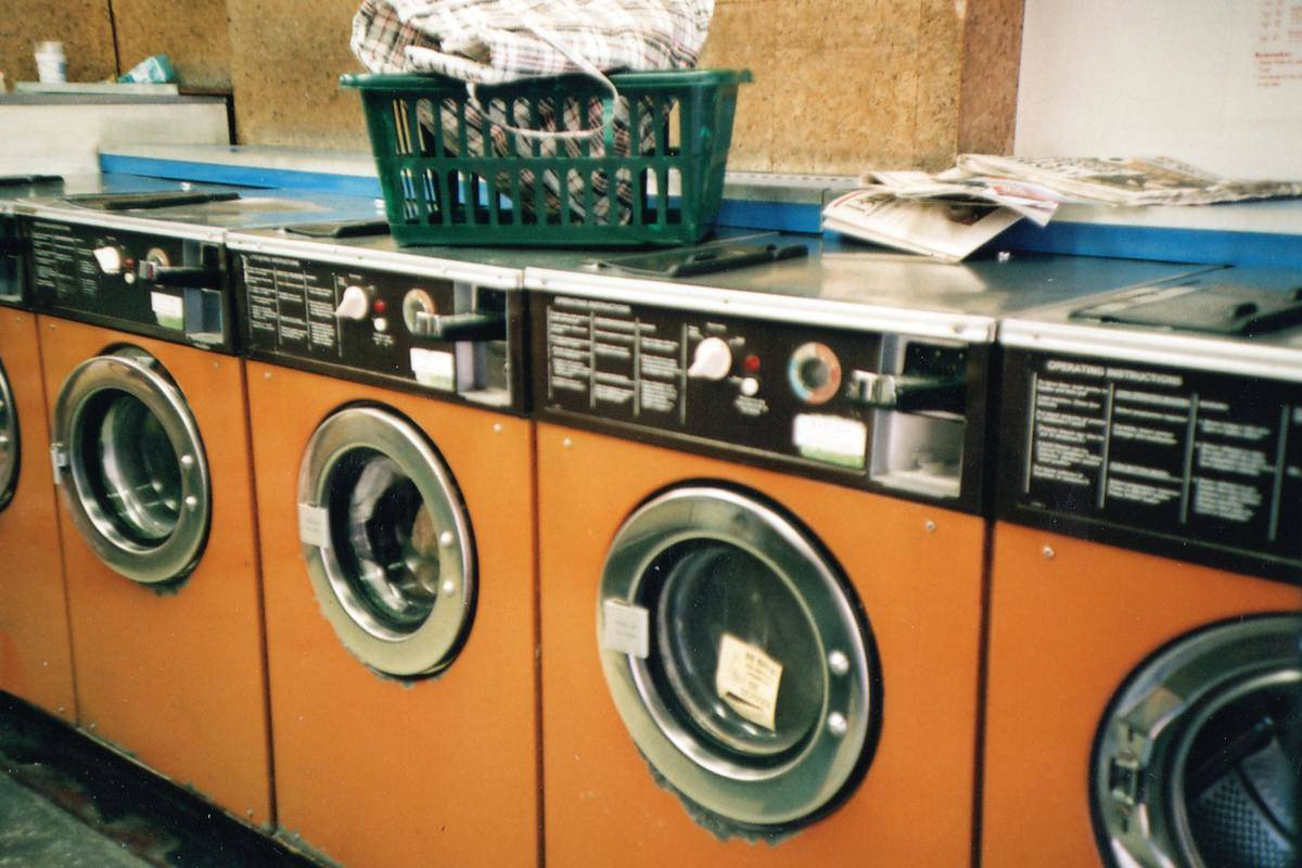 Picture of washers