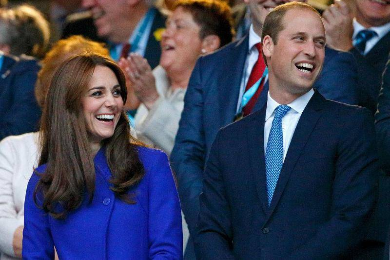The Duke And Duchess Letting Loose At The Rugby World Cup