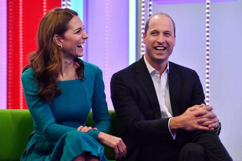 The Duke And Duchess Visit The BBC