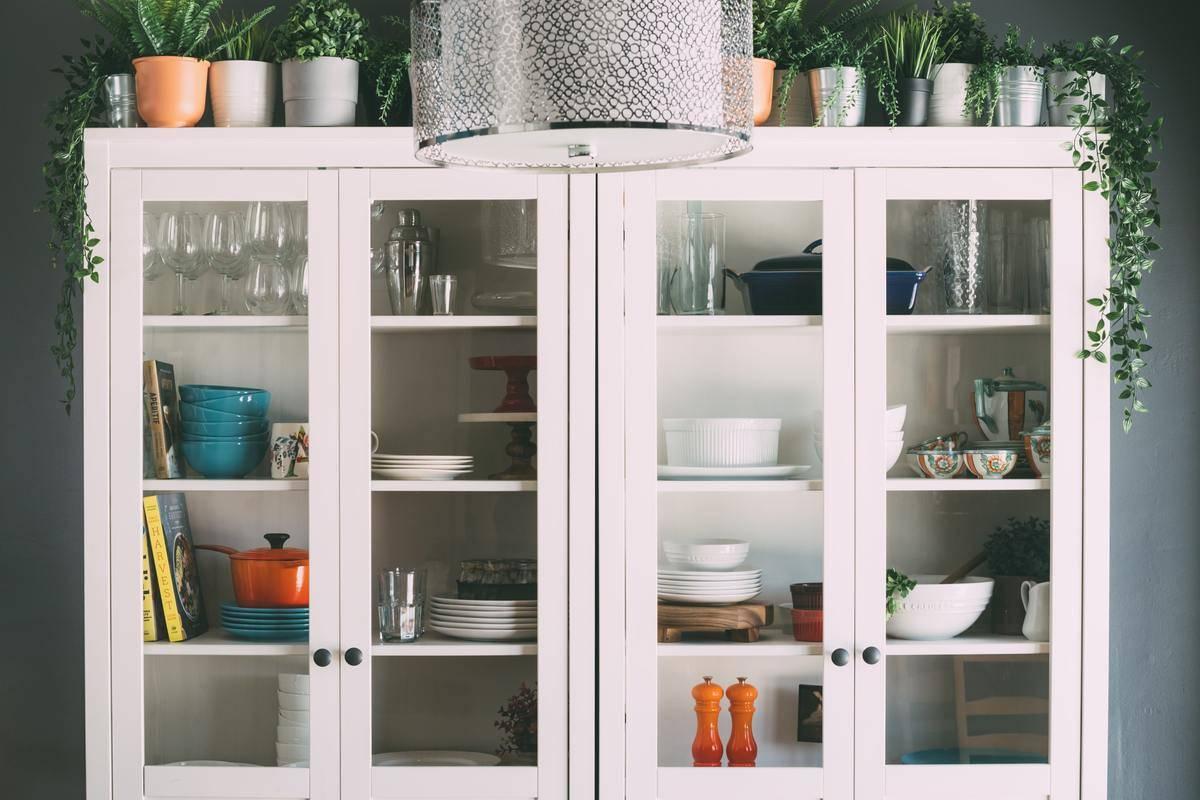 dishware-cabinet