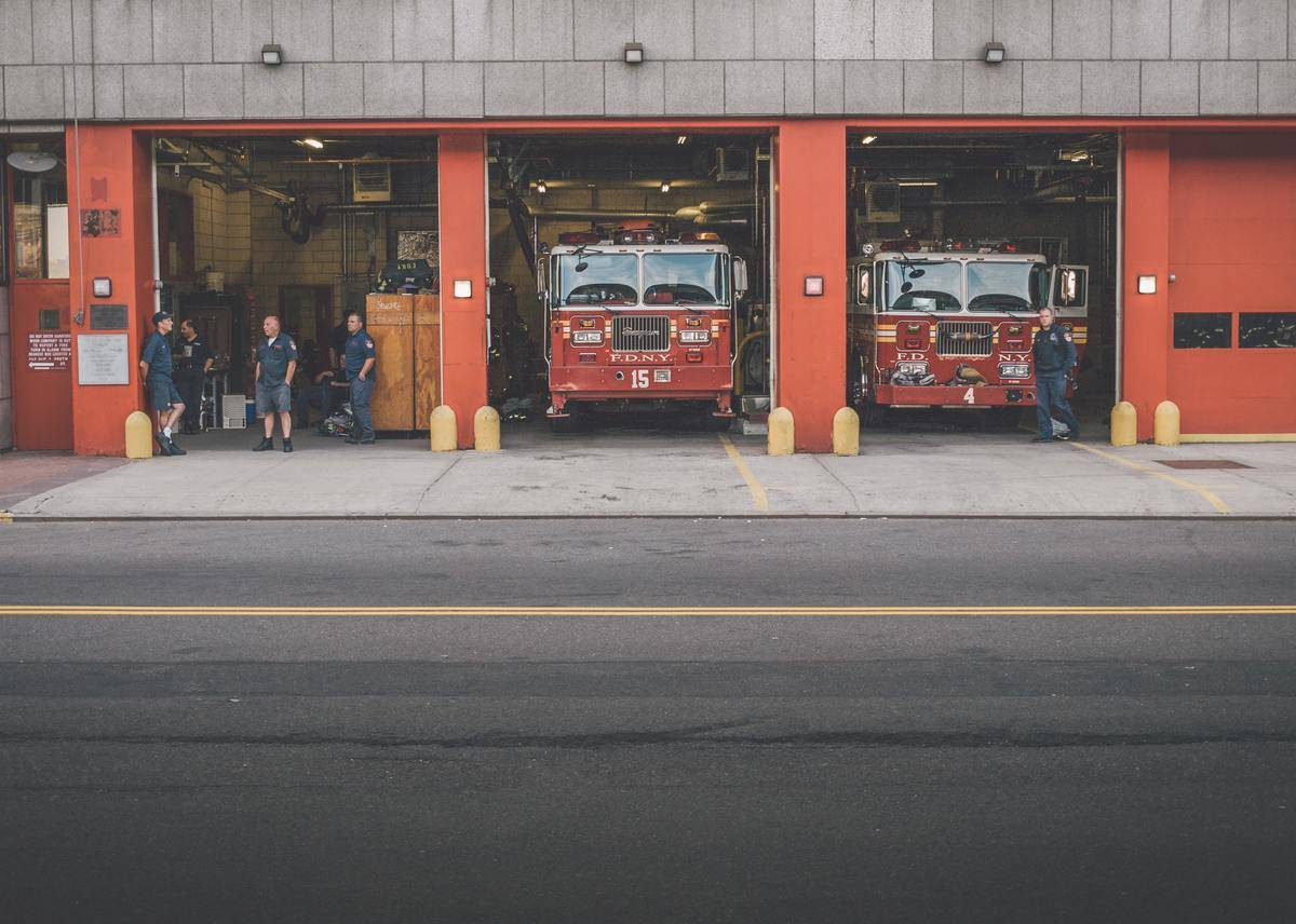 FDNY Fire Station