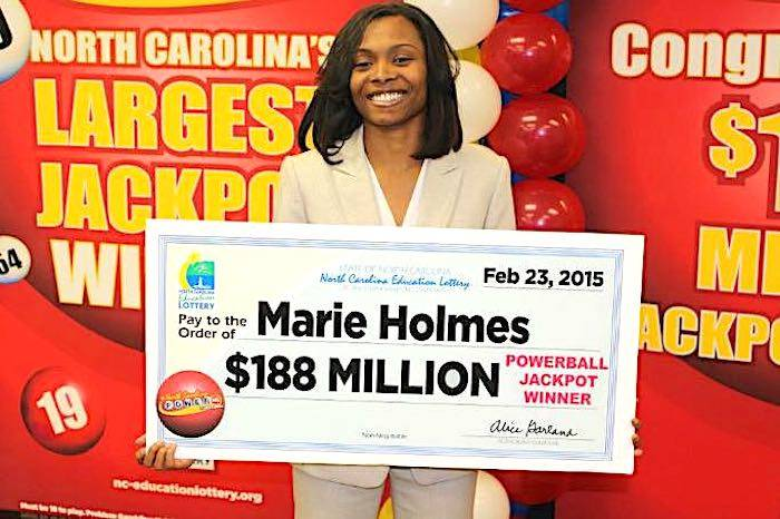 lottery-marie-holmes