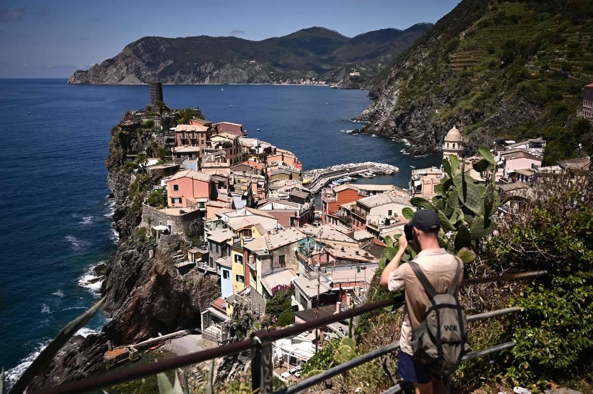 ITALY-TOURISM-CINQUE TERRE