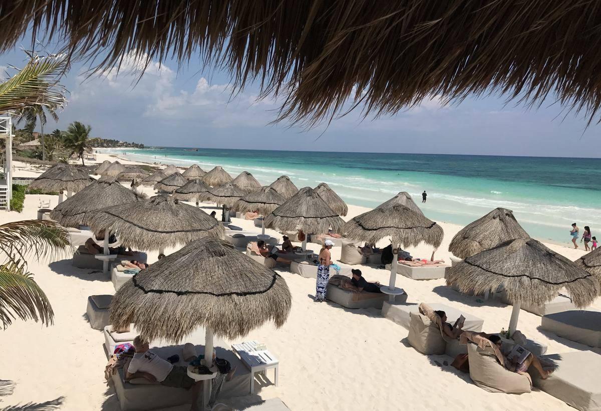 MEXICO-TOURISM