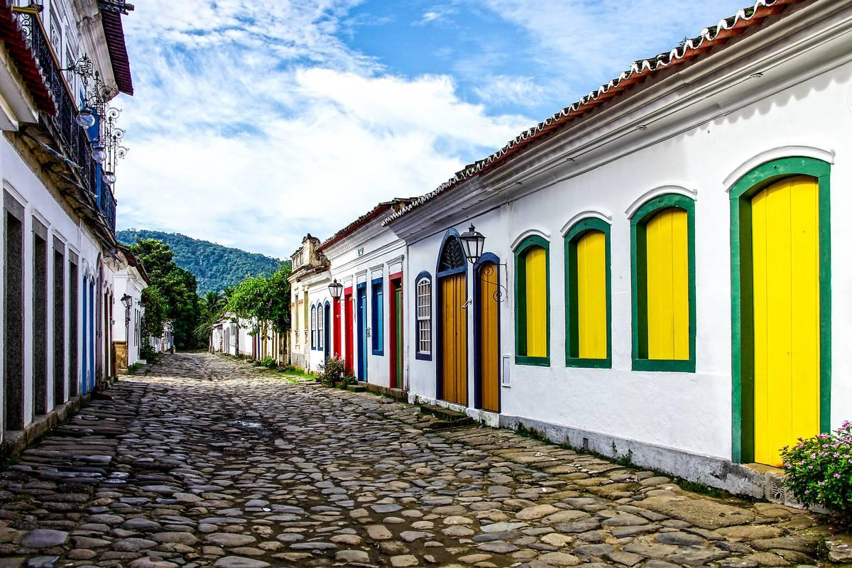 Rio de Janeiro - Paraty