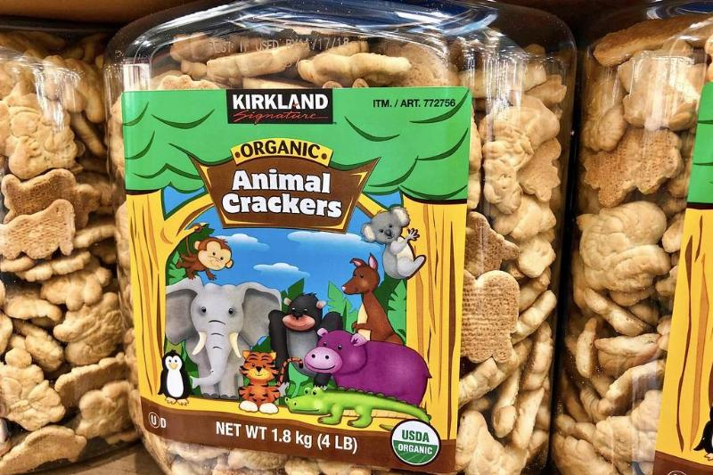 animal crackers sold at costco