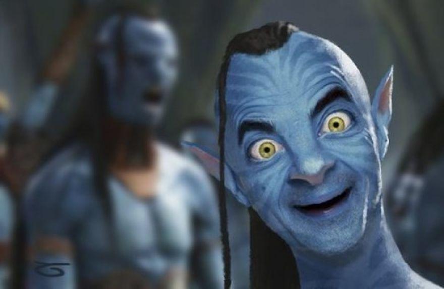 1. Mr. Avatar.