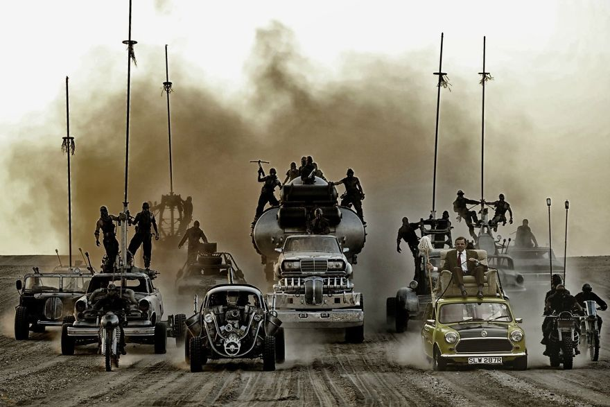 4. The Comedy Of Mad Max