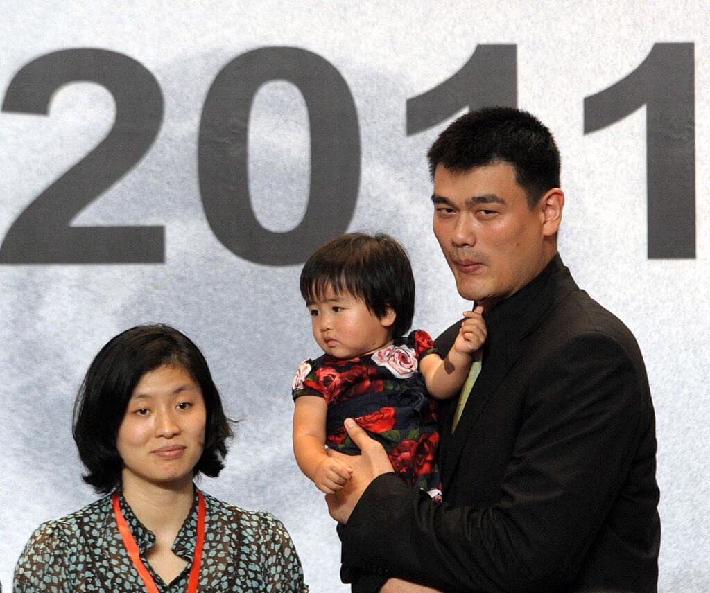 A Bittersweet Farewell For Yao