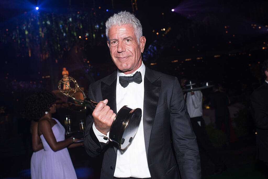 Bourdain Let Everyone Know How Important Mexicans Are In The Restaurant Industry