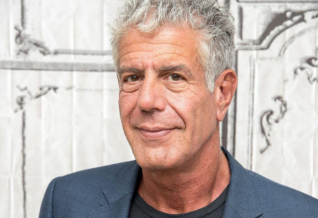Bourdain Used 'No Reservations' To Advocate For Mexican Immigrants