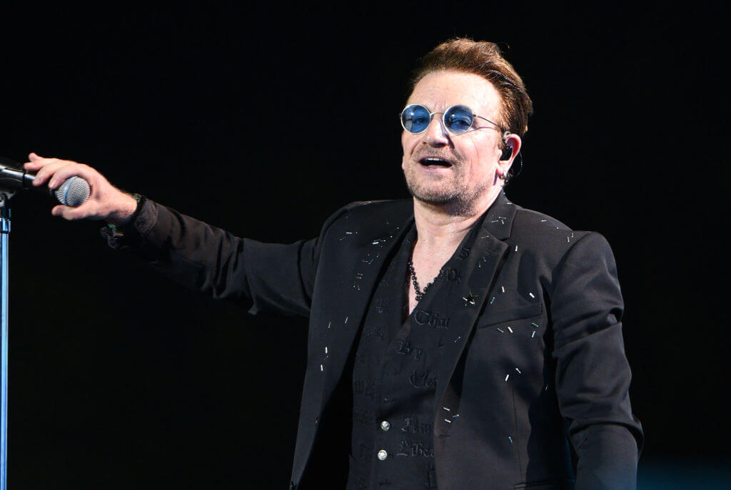 Bono's DATA Gives A Voice To Victims Of Aids And Poverty