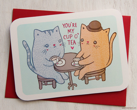 Adorable Valentines Day Card