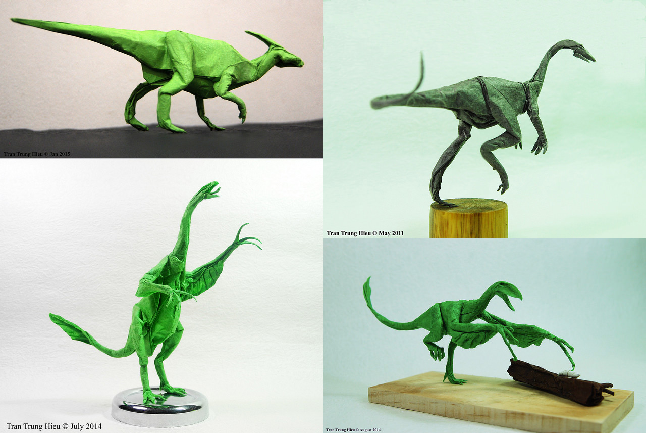 Amazing Origami by Adam Tram