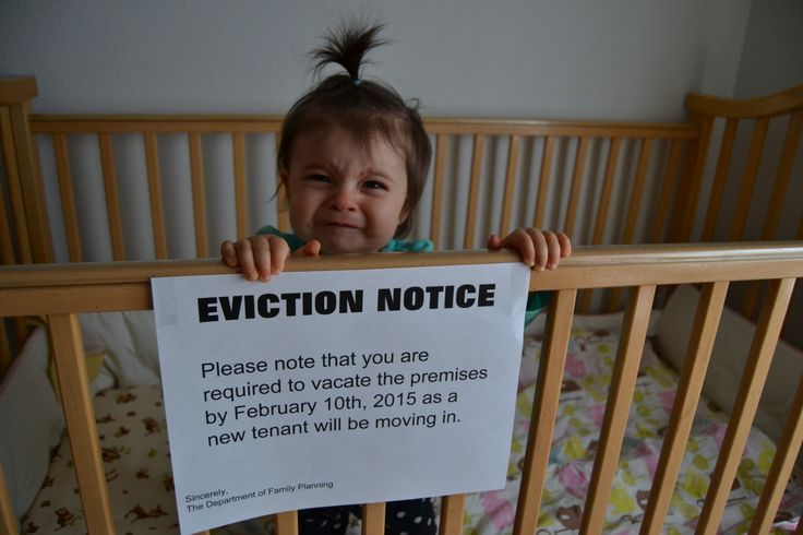 Baby Eviction - Another Kid on the way