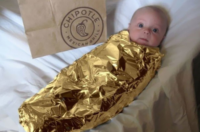 These Baby Halloween Costumes Are Only Possible Because Of A ...