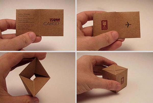 17 Unique Business Cards You Can Play With