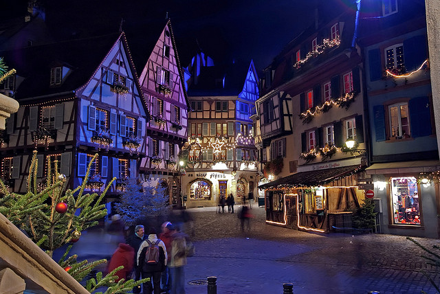 Fairy Tale French city
