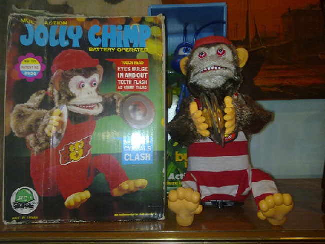 Creepy Childs Toy - Do Not Buy