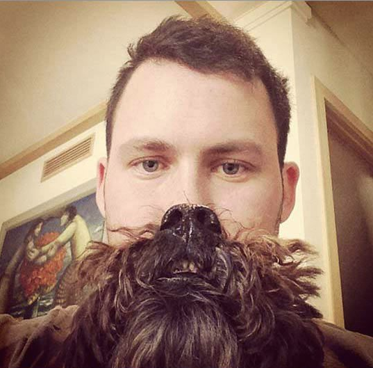 Epic Dog Beard