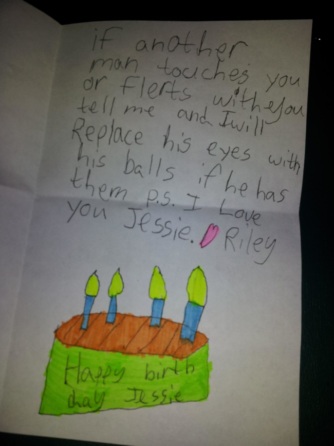 These Hilarious Birthday Cards Were Created By Kids And It Shows – What to Say on Birthday Cards