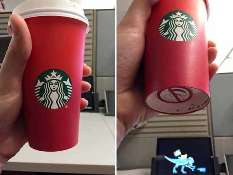 Funny Red Starbucks Cup Memes