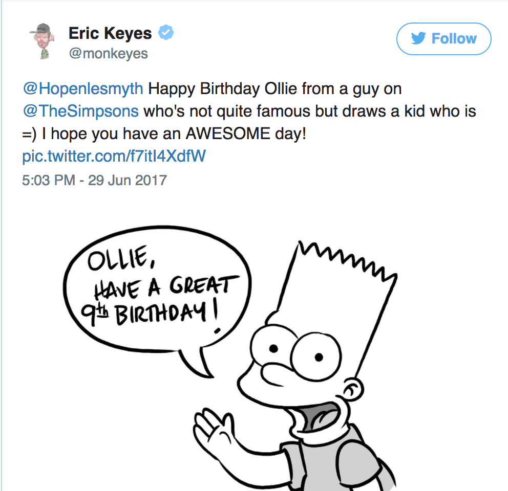 This Dad Who Convinced Celebrities To Wish His Son A Happy Birthday
