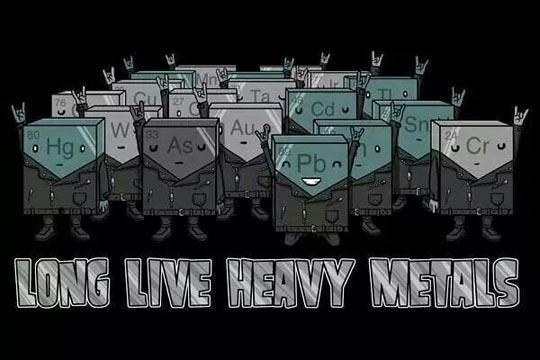 Heavy Metal Pun