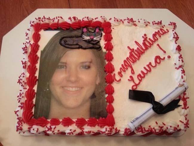 Hilarious Cake Fail
