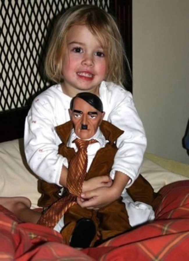 Horrible Kids Toy