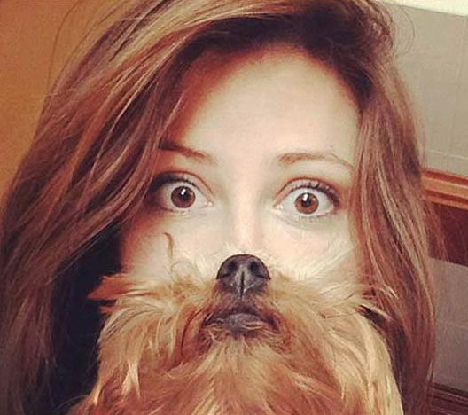 Human Dog Face Hybrid