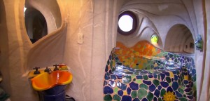 Man Carves Homes From Caves