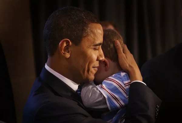 He Was A Comforting President