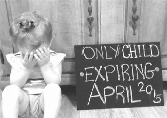 Only Child Expiration Notice