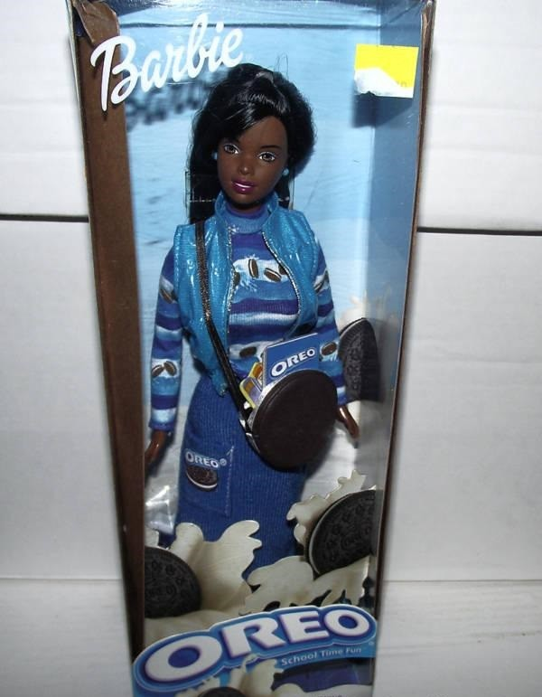 Oreo Barbie Toy