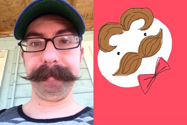 Pringles Guy Real-Life Selfie