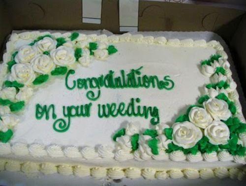 Really Bad Cake Fail