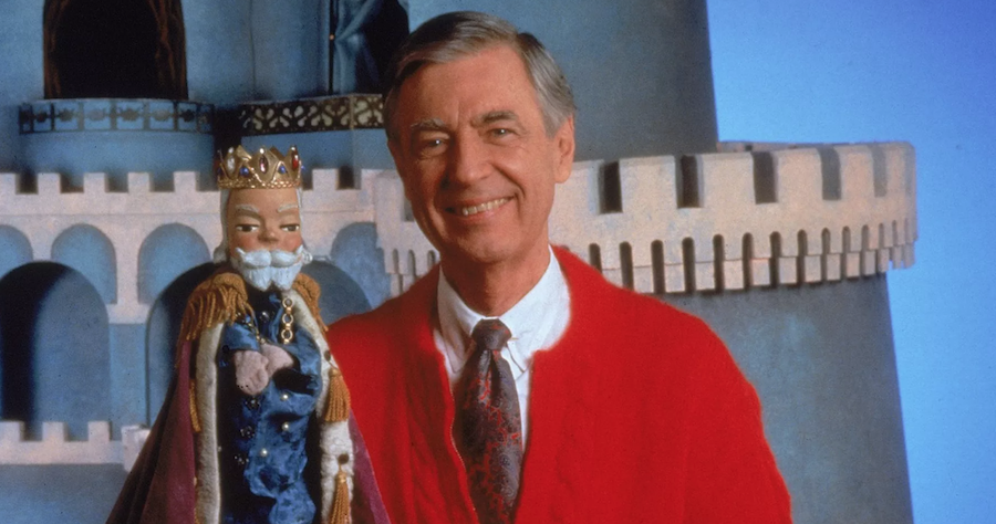 Mr. Rogers Explained Exactly Why He Likes YOU!