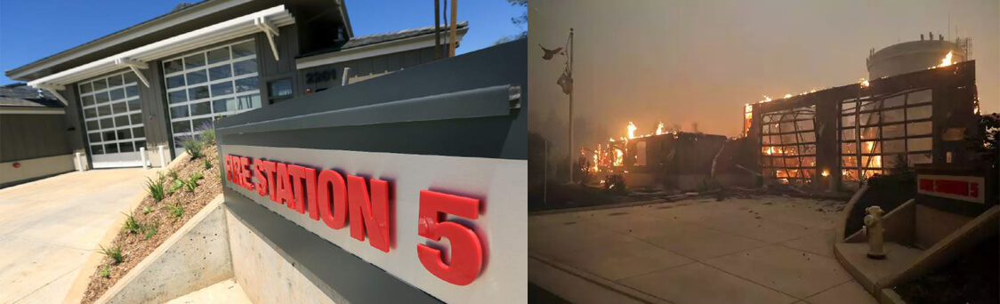 The New Fountaingrove Fire Station Didn't Make It