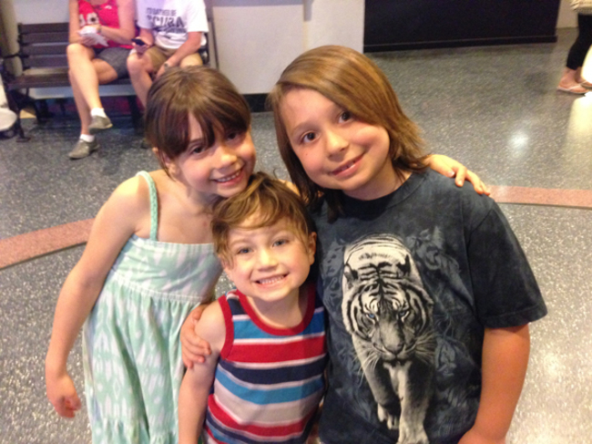 Sofia and Jaxton and Federico