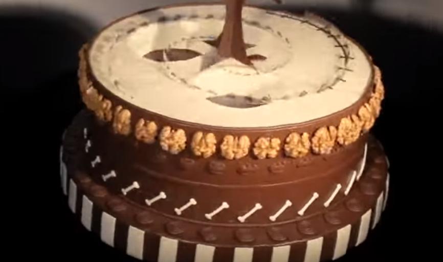 Spinning Cake