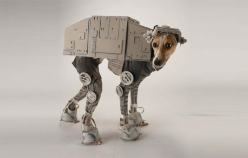 Star Wars At-At Halloween Costume