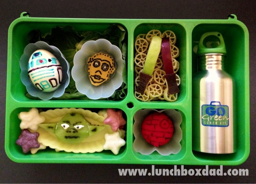 Star Wars Lunches for Dad