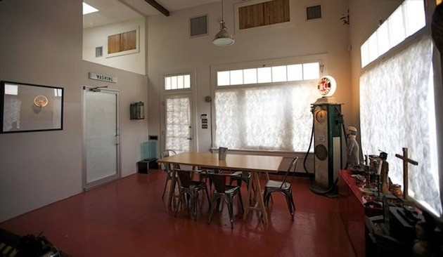 Stay In A Sinclair Gas Station via AirBnB
