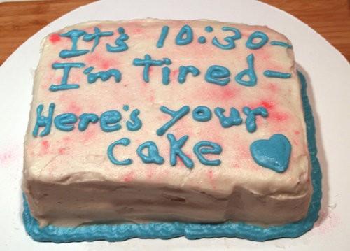 Super Funny Cake Fail