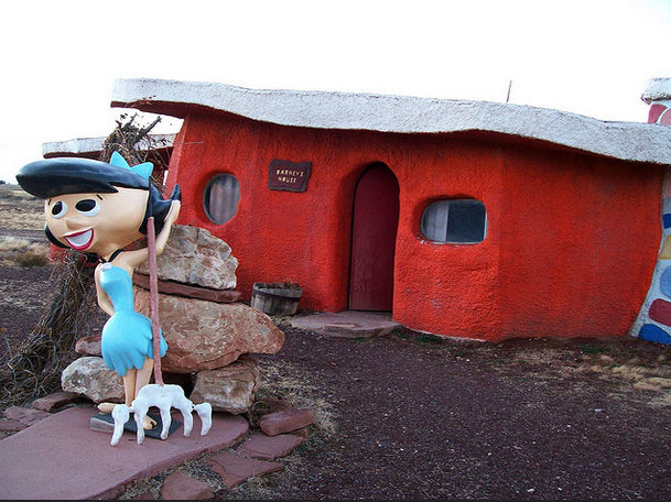 The Bedrock City Town USA