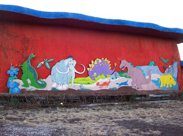 The Flintstones - An Inspired Town