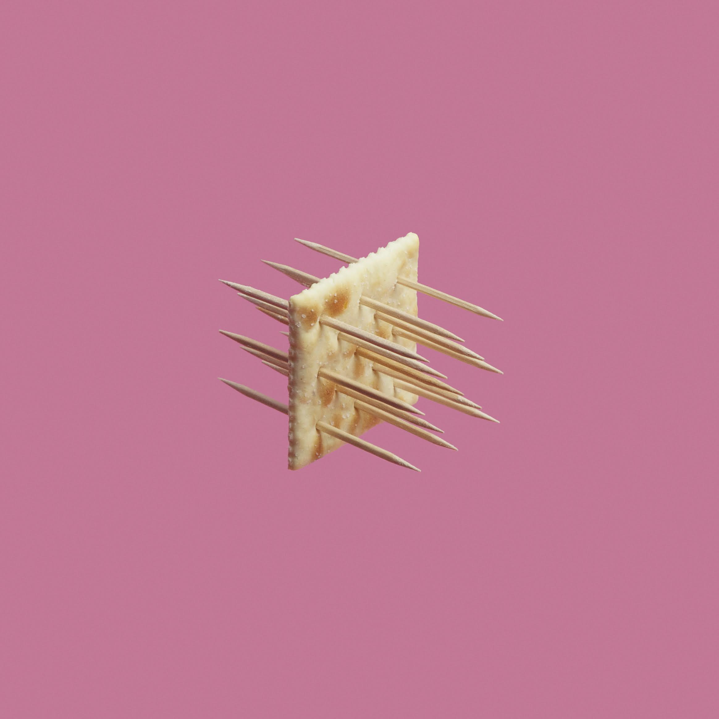 Toothpicks and Soda Crackers