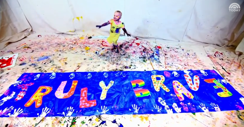 Truly Brave Music Video - Pediatric Cancer ResearchTruly Brave Music Video - Pediatric Cancer Research